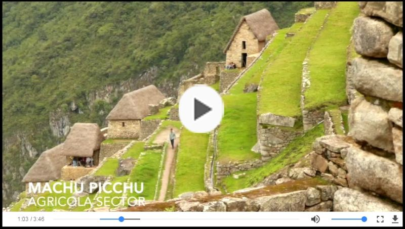 Peru tour packages video
